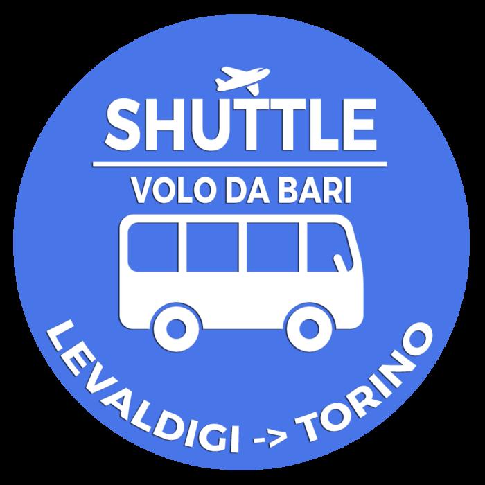 Navetta Aeroporto Levaldigi Torino Lingotto Volo da Bari