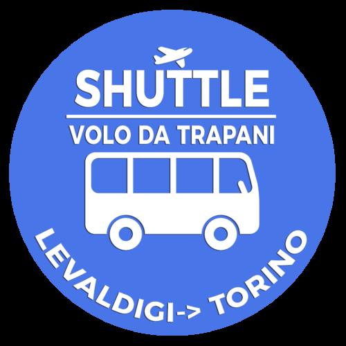 01.Shuttle Mano Autobus Navetta Cuneo Torino Lingotto Volo da Trapani