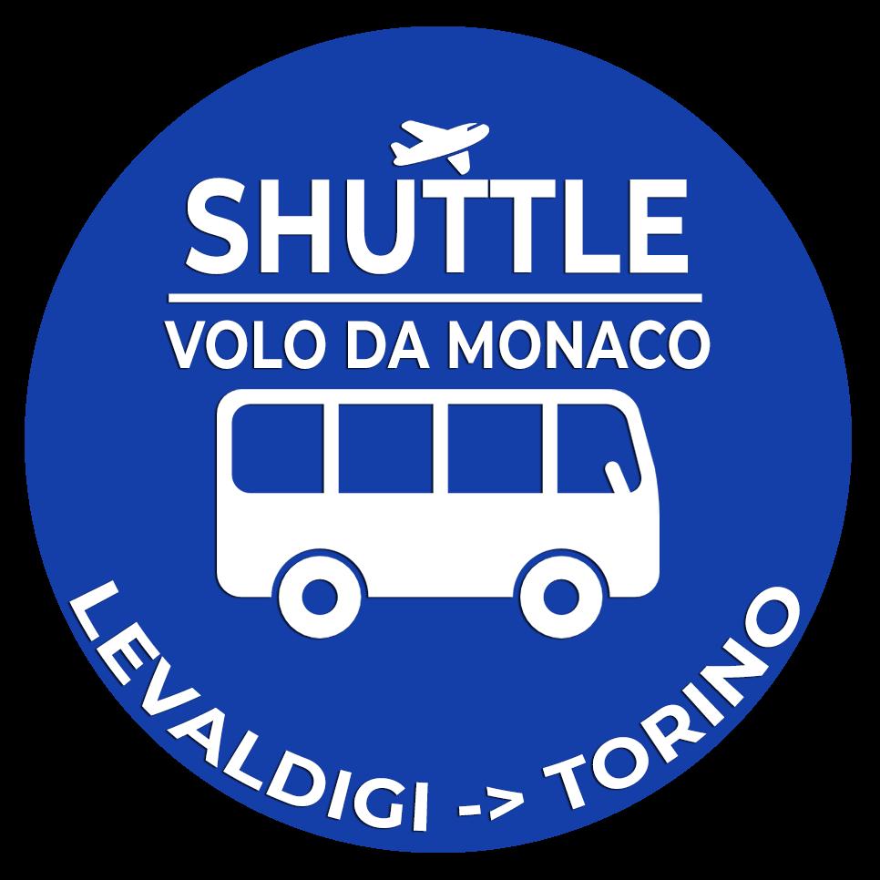 Navetta Aeroporto Levaldigi Torino Lingotto Volo da Monaco
