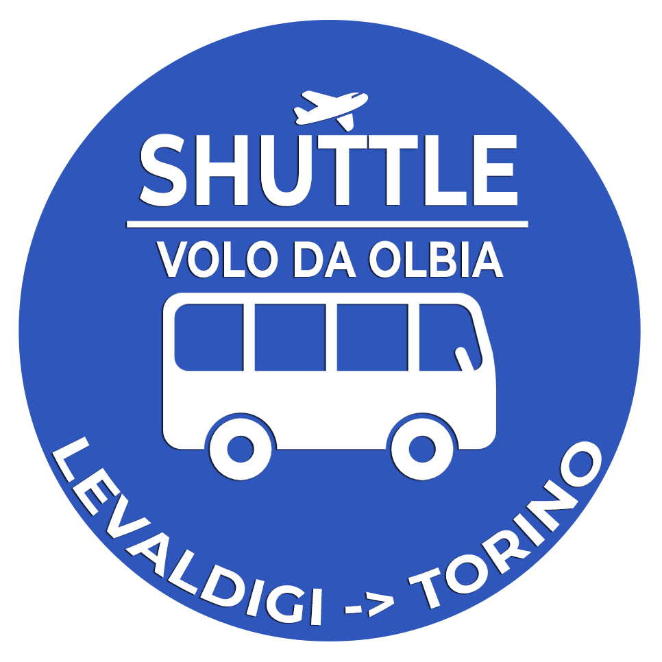 Navetta Aeroporto Levaldigi Torino Lingotto Volo da Olbia